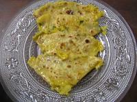 Sabji Parantha
