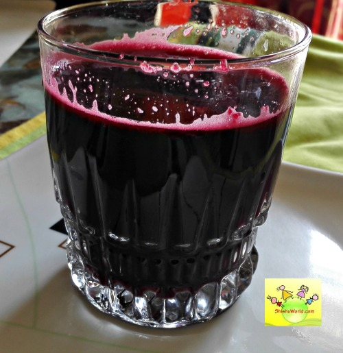 Beetroot baby food recipes