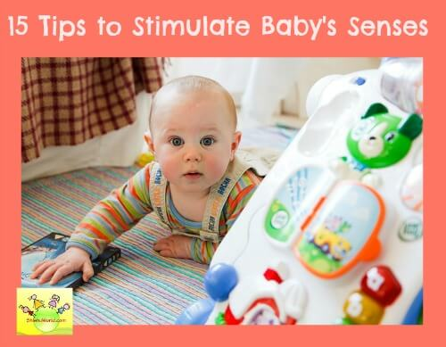 21 simple ways to make your baby smarter