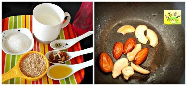 Dalia Recipes for kids