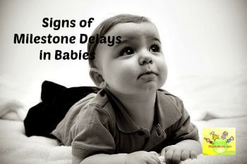 milestone delays in babies