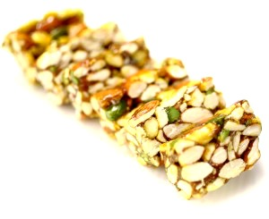 dry fruit barfi- healthy sweet for kids