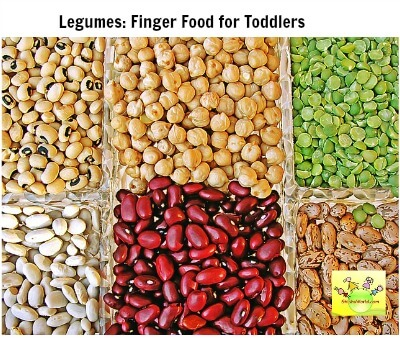 Finger Food for Babies, toddlers and kids