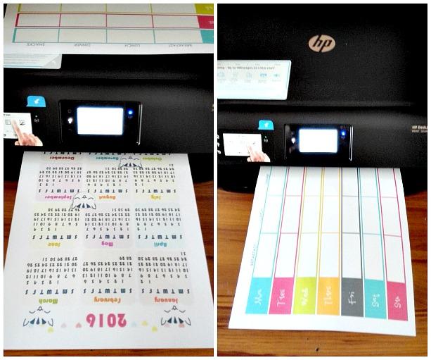 New year gifts using HP Printer