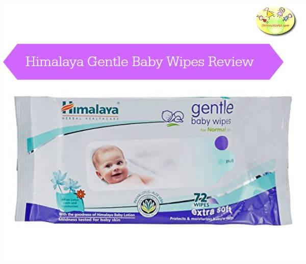 Himalaya Baby wipes review