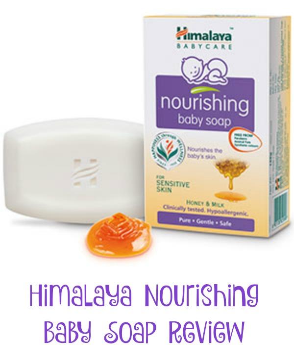 Himalaya Nourishing Baby Soap Review