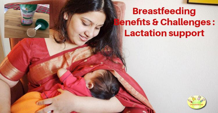 Breastfeeding tips - Shatavari