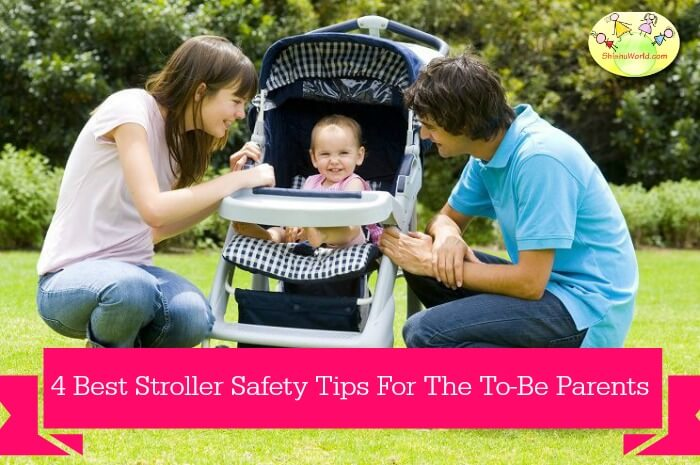 4 Best Stroller Safety Tips For The To-Be Parents