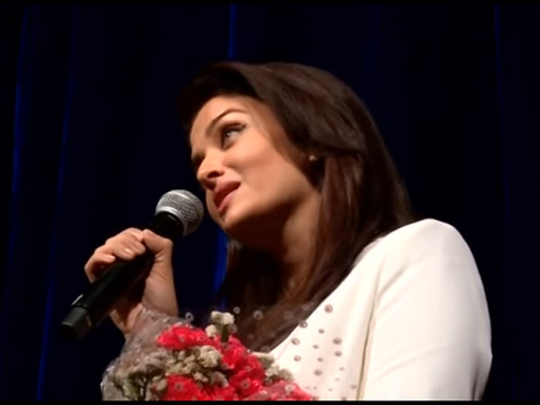 Aishwarya Rai's heartfelt speech at Aradhya Bachchan's Annual Day