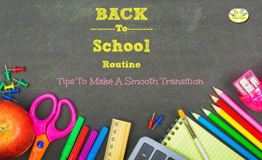 Tips To Make A Smooth Transition