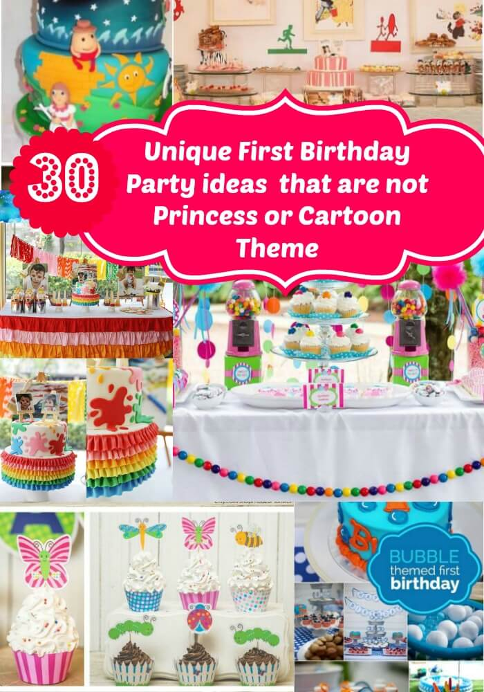girls birthday party themes unique birthday ideas for no princess 30383