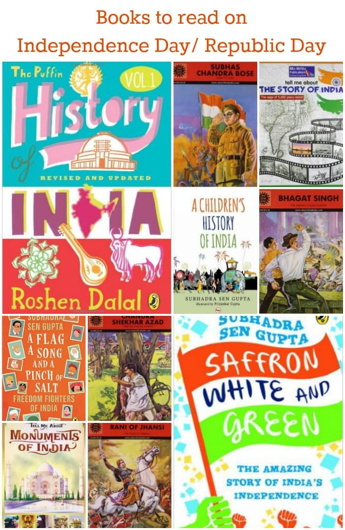Books to read on Independence Day