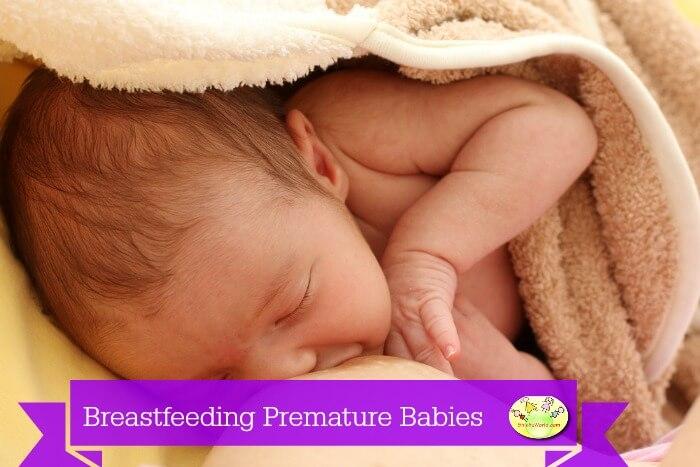 Breastfeeding Premature Babies