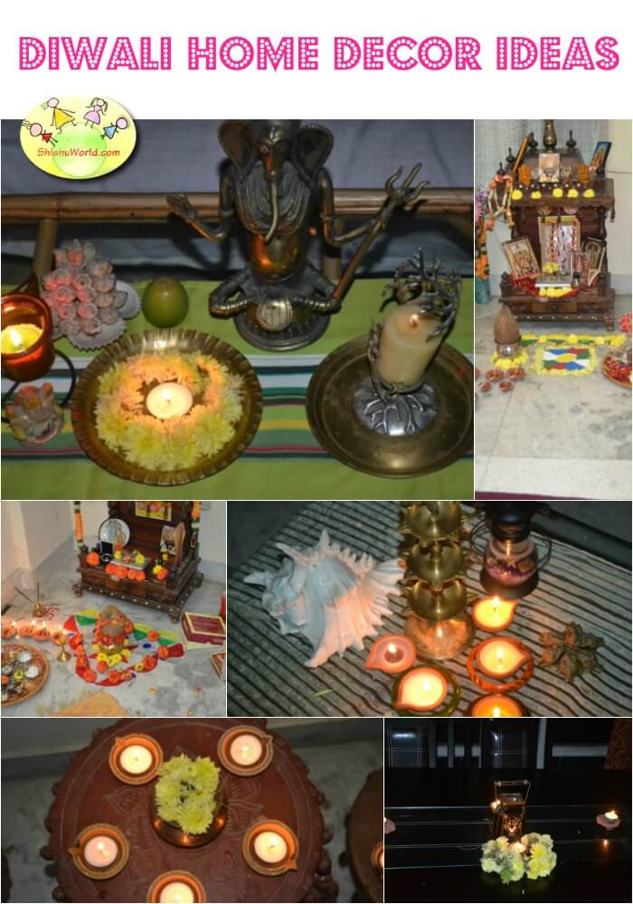 Diwali home decor ideas