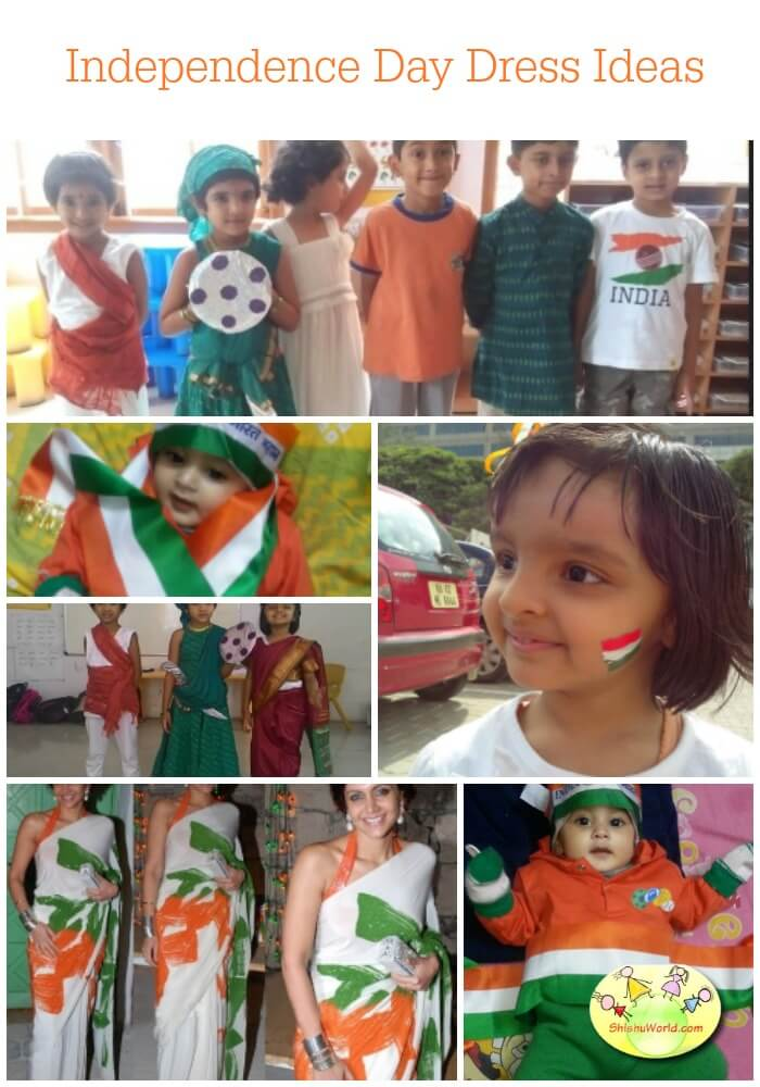 Independence Day Fancy dress ideas