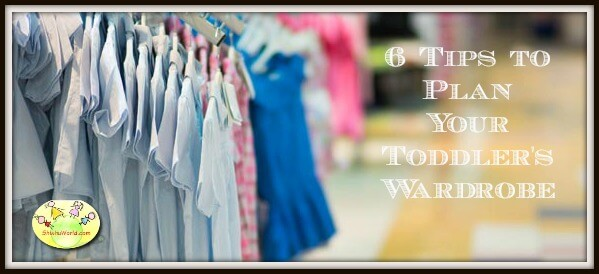 Tips to buy toddler clothes