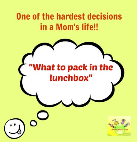 Back to school lunchbox and snacks menu and recipes