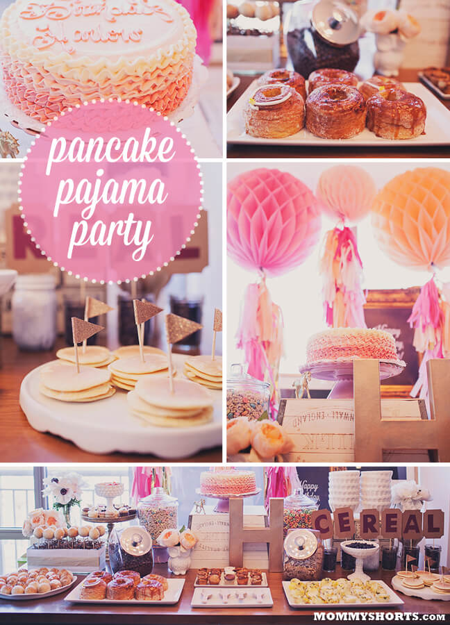 unique first birthday party ideas for girls