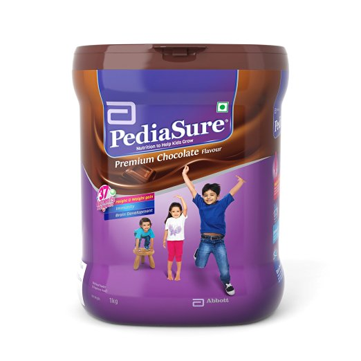 Pediasure For Healthy Weight And Height Gain