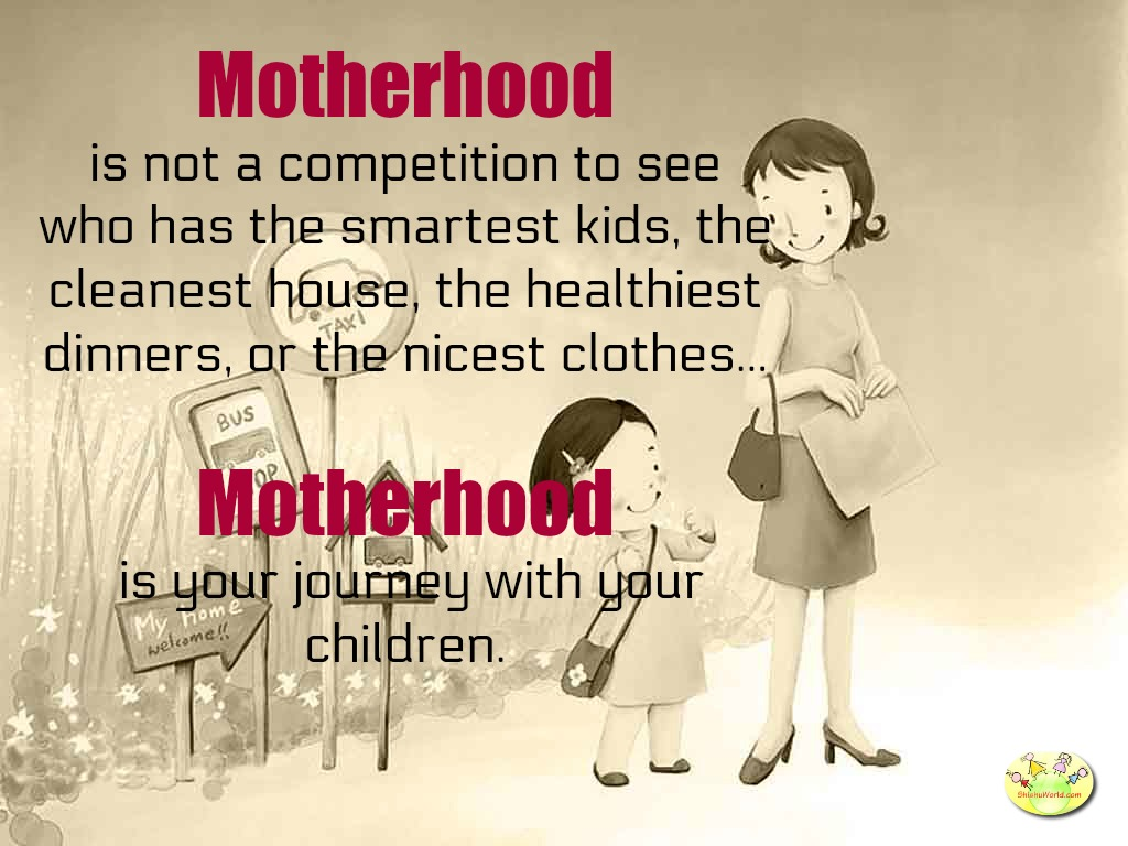 Funny Mommy Quotes