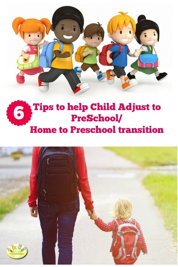 Home to Preschool transition