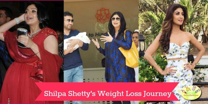 Shilpa Shetty diet and fitness
