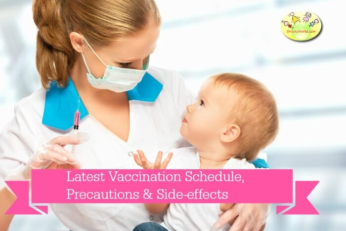 Latest Vaccination Chart India, Immunization Schedule ...