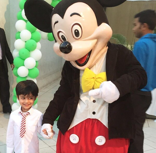 Shilpa Shetty's son Viaan Raj Kundra's Birthday Party